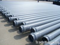 Sell Low Pressure PVC Water Irrigation  Pipes