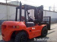 Sell 8T Diesel Forklift