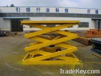Sell Hydraulic Stationary Scissor Lift Table