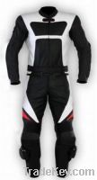 Leather motorcycle suits