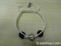 Sell 100% Pure Handmade Shamballa Crystal Ball Bracelets Jewellry
