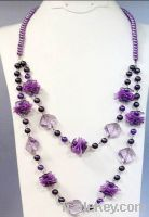 Sell Factory Supply Seed Beaded Necklaces Jewelry