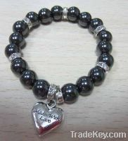 Sell Health Magnetic Bracelet, Brazilian magnet Jewelry, hematite stone