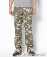 Shop Desert camouflage trousers