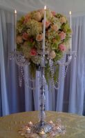 Sell wirless candelabra with battery