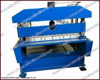 Sell Corrugated Metal Roofing Sheet Roll Forming Machine