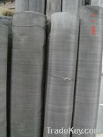 made in china-plain steel wire mesh, black wire cloth, dutch weave wesh