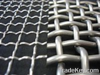 Sell crimped wire mesh, stainless steel wire mesh made in china