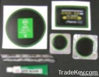 Puncture Tire Repairing Materials