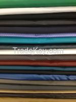 Taffeta Fabrics Stock Lot