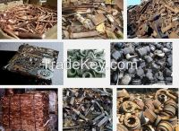 copper scrap, hms scrap, used rail, metal scrap, moto scrap, vessel scrap, tyre wire scrap, aluminium scrap, compressor scrap, car engine scrap