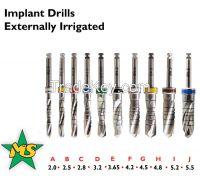 Dental Implant - Implants Drills Extern.Irrigation.Surgery Instruments.Lab