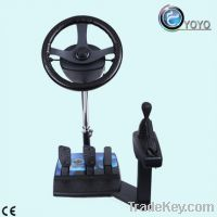 Sell With Game Function Portable Vehicle Driving Simualtor