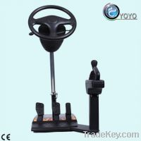 Sell 12.5 KGS Handy Car Racing Game Machine Driving Simulator