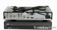 Azbox AZ America S810B HD TV receiver Brazil South Amercia NTSC Twin T