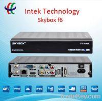 Skybox F6 Satellite Receiver HD Full 1080p, Brazil Argentina Digital TV