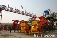 Sell Single shaft Forced Concrete Mixer