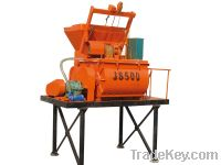 Sell twin shaft Forced Concrete Mixer
