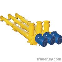 Sell screw conveyor for Concrete Mixing Plant