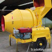 Sell Diesel Engine Concrete Mixer 350L