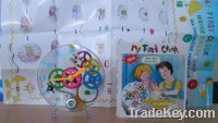 Sell do it yourself clock DIY CLOCK for children