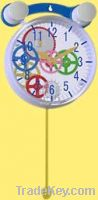 Sell children toys clock , educational toys clock for child