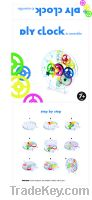 Sell clock, toys clock , educational toys clock for child