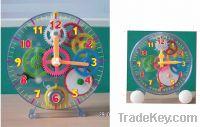Sell  toys , toys clocks , chid toys clocks , educational toys