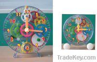 Sell toys clocks , clock toys educational toys clock