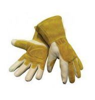 Hot Selling Cow Split Leather Welding Gloves