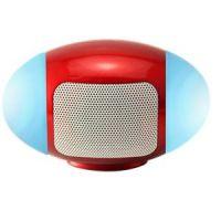 SK#73--Digital Mini Speaker with LED Light, FM Radio, USB and Micro SD card port