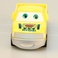 New Digital Mini Car Shape Speaker with FM Radio, support USB and Micro SD card