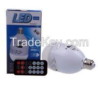 New LED White Light USB/TF/FM Radio Speaker