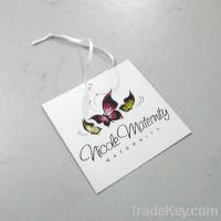 Sell Hang Tag, Clothing Printing Hang Tags, Cardboard Tag, Paper Tags
