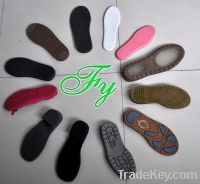 Sell TPR for outsole