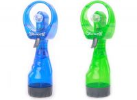Mini water spray fan