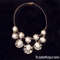 Sell New fashion multi pendant necklace