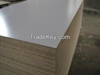melamine paper laminated particle board/chipboard