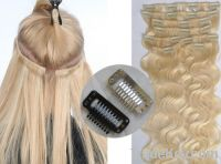 Sell clips in hair extensions