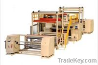 Sell lamination machine