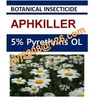 5% Pyrethrins OL, plant extract, bioptesticide
