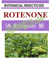 5% Rotenone ME, biopesticide, insecticide, plant extract, good effect on beetle