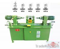 Horizontal type twin riveting machine