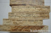 Sell bamboo pallets for concrete block making machine with warm praise