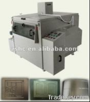 Sell   Cutting Dies & Flexible Dies Making Machine with acid etching