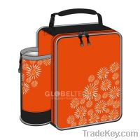Sell Insulated Lunch Bag with Bottle Holder