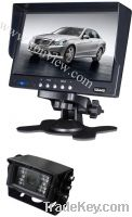 Sell 7 inch monitor system with audio
