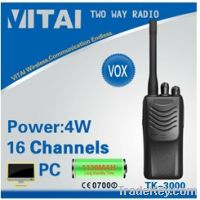 Sell TK-3000 Wireless UHF Walkie Talkie Intercom