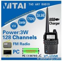 Sell VT-UV5R Amateur Mini Radio Transceiver