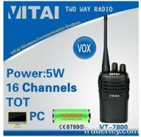 Sell VITAI Professional 5W Walkie Talkie VT-7800